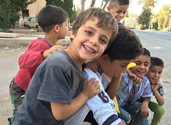 Fourniture d'un générateur et de 10 lits à l'hopital d'Alep