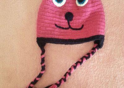 Bonnet artisanal pour enfant