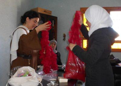 Atelier Crochet avec Soeur Myriam